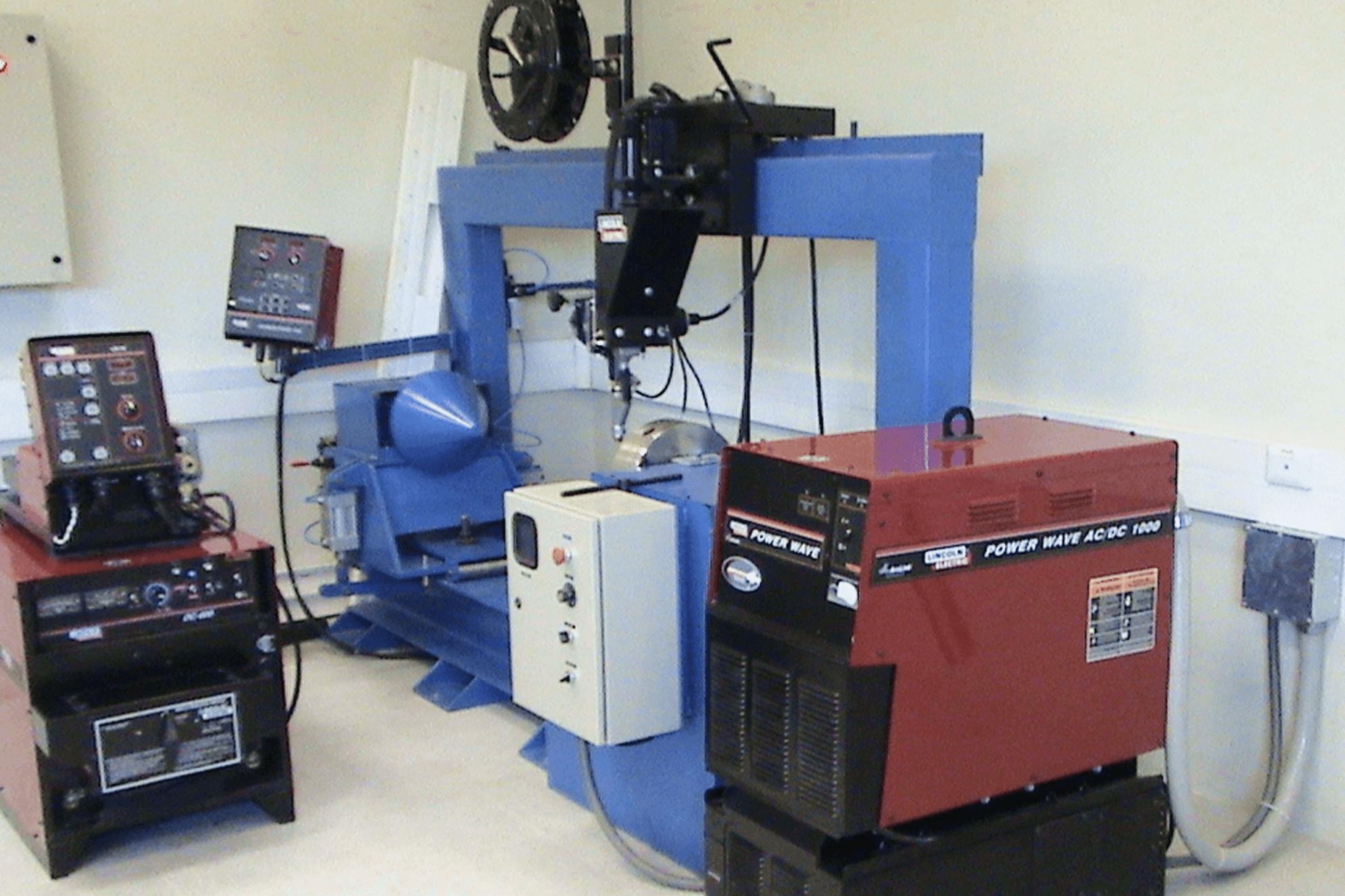 Establish Materials Laboratories 2